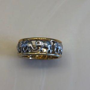 Park Lane elephant ring